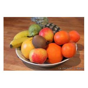 Fruits Frais Banane