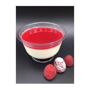 Panna Cotta fruits rouges